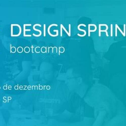 Estão Abertas as Vendas para o Desing Sprint Bootcamp