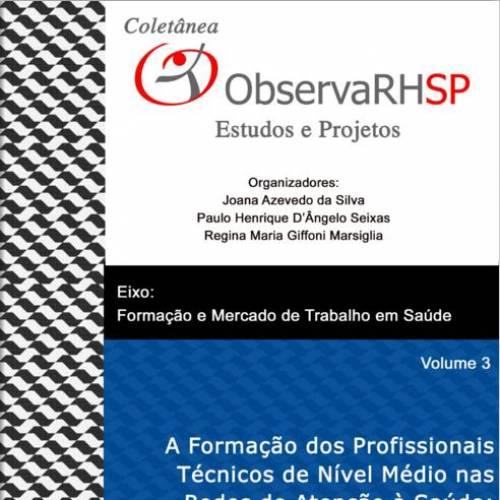 Observatório Lança o Terceiro Livro da Coletânea ObservaRHSP: Estudos e Projetos